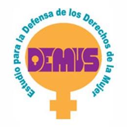 """DEMUS """"Estudio para la Defensa de los Derechos de la Mujer"""""""