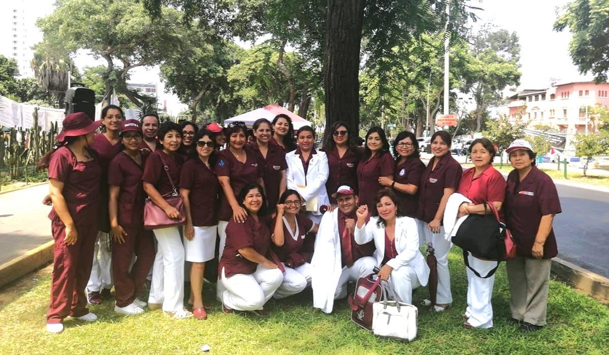 Convenio Colegio de Obstetras de Amazonas