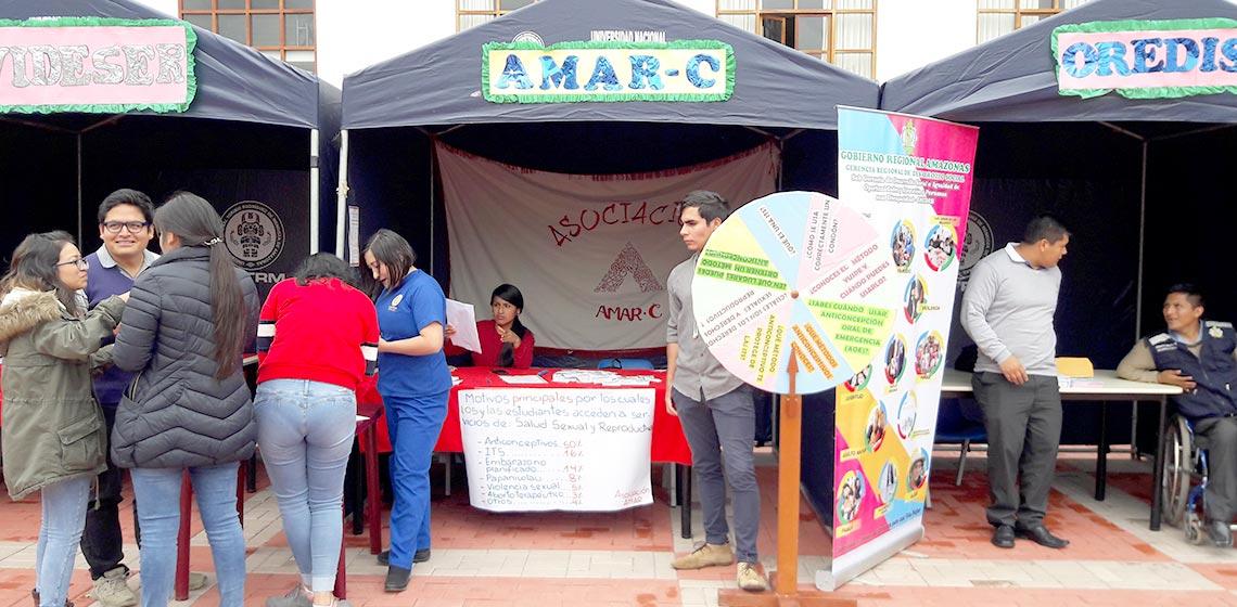 Investigaciones Asociación AMARC