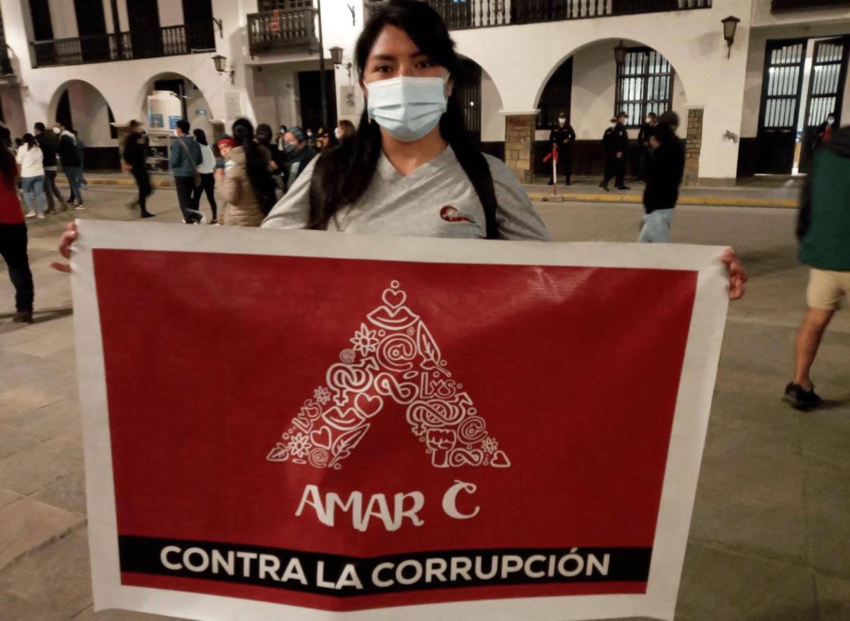 Marchas en Chachapoyas